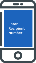 enter-recipient-number
